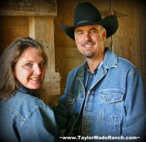 Stacy and Tammy Taylor #TaylorMadeRanch (2)